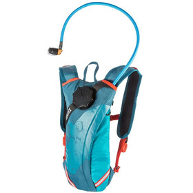 SOURCE Durabag Pro Harnais d'hydratation 2l, coral blue
